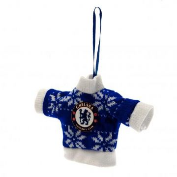 Chelsea FC Stocking Christmas Decoration